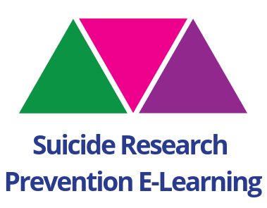 Suicide Research and Prevention E-Learning